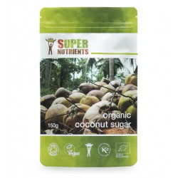 COCONUT SUGAR (Supernutrients) 150g