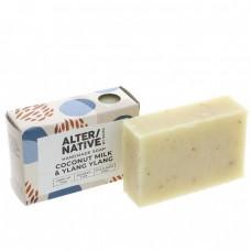 SOAP - COCONUT & YLANG YLANG (Alter/Native) 95g