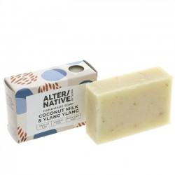 SOAP - COCONUT & YLANG YLANG (Alter/Native) 95g