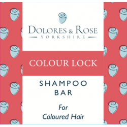 COLOUR LOCK SHAMPOO BAR (Dolores & Rose)