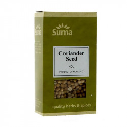 CORIANDER SEED (Suma) 40g