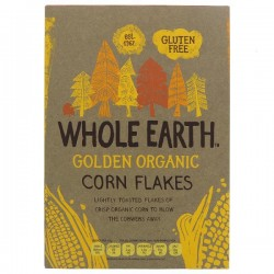 CORNFLAKES - ORGANIC (Whole Earth) 375gm