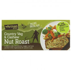 NUT ROAST - COUNTRY VEG & CASHEW (Artisan Grains) 200g