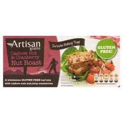 NUT ROAST - CASHEW & CRANBERRY (Artisan Grains) 200g