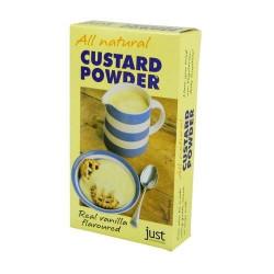 CUSTARD POWDER (Just Wholefoods) 100g