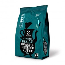 DECAFFEINATED - ROAST & GROUND (Clipper) 227g