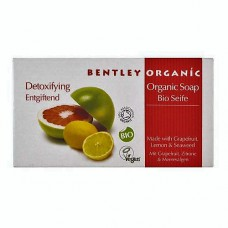 SOAP - DETOXIFYING (Bentley Organic) 150g