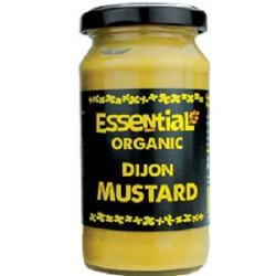 DIJON MUSTARD (Essential Organic) 200g