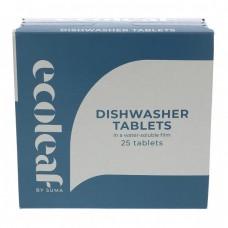 DISHWASHER TABLETS (Ecoleaf) x25