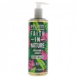 HAND WASH - DRAGON FRUIT (Faith in Nature) 400ml