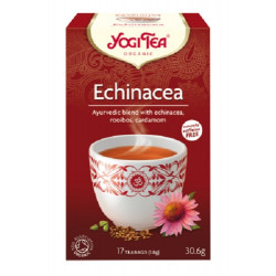 ECHINACEA TEA - WITH ROOIBOS (Yogi Tea) x 17