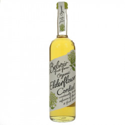 ELDERFLOWER CORDIAL (Belvoir) 500ml