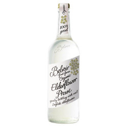 ELDERFLOWER PRESSE (Belvoir) 750ml