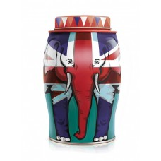 ELEPHANT TEA CADDY (Williamson Tea) 40 bags