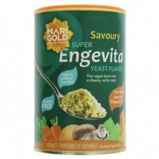 ENGEVITA - YEAST FLAKES + VITAMIN D (Marigold) 100g