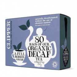 EVERYDAY TEA - DECAFFEINATED (Clipper) x 80 bags