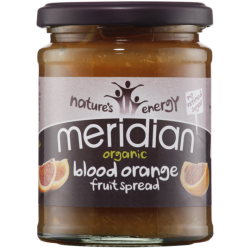 BLOOD ORANGE SPREAD (Meridian) 284g