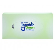 TISSUES - FACIAL (Together Green)