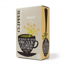 FENNEL TEA (Clipper) x 20 bags