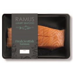 SCOTTISH SALMON PORTIONS (Ramus) 240g