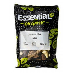 MIXED FRUIT & NUTS (Essential) 125g