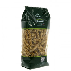 FUSILLI - WHOLEWHEAT (Suma) 500g