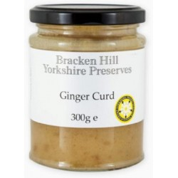 GINGER CURD (Bracken Hill) 300g