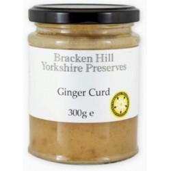 GINGER CURD (Bracken Hill) 300g