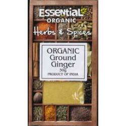 GINGER - GROUND (Essential) 30g