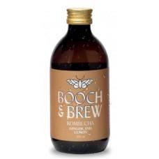 KOMBUCHA - GINGER & LEMON (Booch & Brew) 300ml