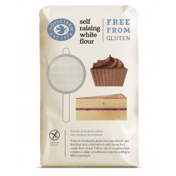 GLUTEN FREE SELF RAISING FLOUR (Doves) 1kg