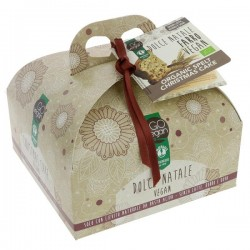 WHEAT PANETTONE (Go Vegan) 500g