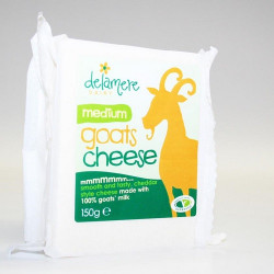 HARD GOATS CHEESE (Delamere) 150g