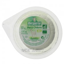 GOAT'S CHEESE (Bergerie) 100g