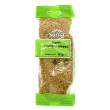 GOLDEN LINSEED (Suma) 250g