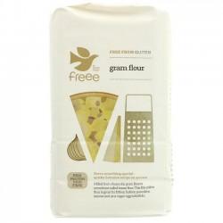 GRAM FLOUR (Dove's Farm) 1kg