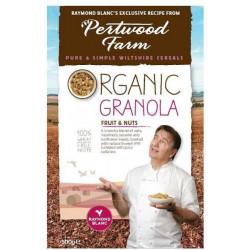 GRANOLA WITH FRUIT & NUTS (Pertwood) 500g