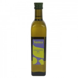 GRAPESEED OIL (Suma) 500ml