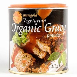 GRAVY POWDER - Vegetarian (Marigold) 110g