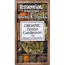 CARDAMOM - WHOLE (Essential) 15g