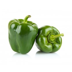 PEPPERS - GREEN (UK) 250g