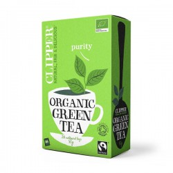 GREEN TEA (Clipper) x 80 bags