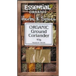 CORIANDER - GROUND (Essential) 40g