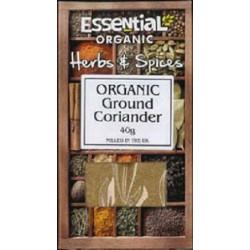 CORIANDER - GROUND (Essential) 40g