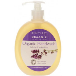 HANDWASH - CALMING & MOISTURISING (Bentley Organic) 250ml