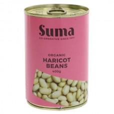 HARICOT BEANS (Suma) 400g