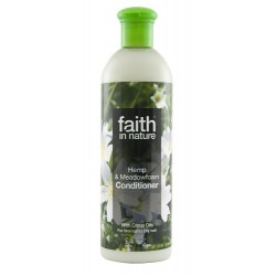 CONDITIONER - HEMP & MEADOWFOAM (Faith in Nature) 400ml