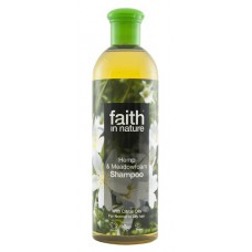 SHAMPOO - HEMP & MEADOWFOAM (Faith in Nature) 400ml