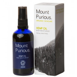 HEMP OIL BODY MOISTURISER (Mount Purious.) 100ml