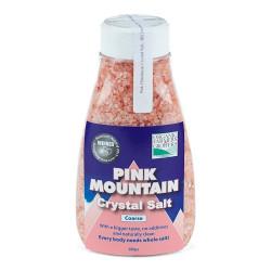 HIMALAYAN COARSE PINK SALT (The Salt Seller) 300g